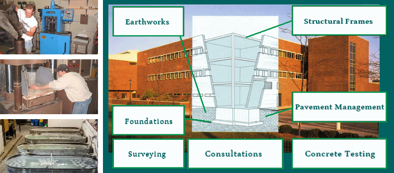 Construction Testing Image Map